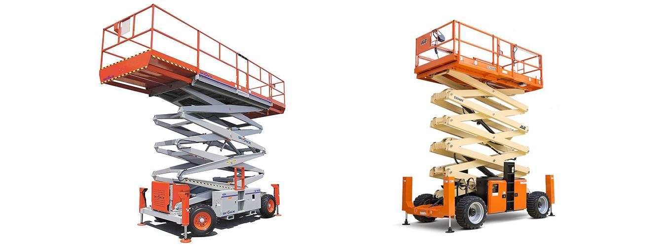 Ratan Lifter :: Boom Lift, Scissor Lift, Crawler Crane